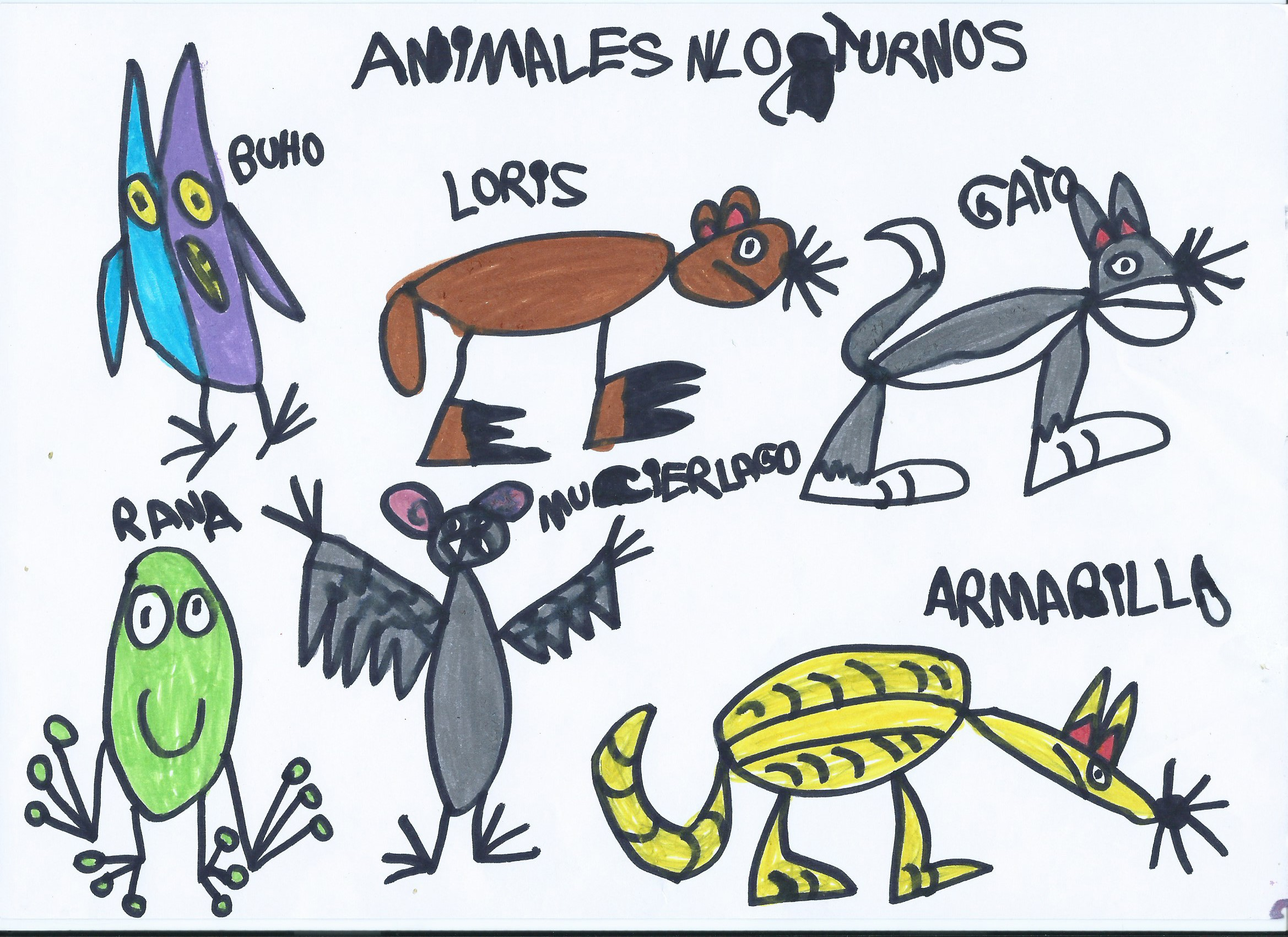 LOS ANIMALES MÁGICOS DE ANTON